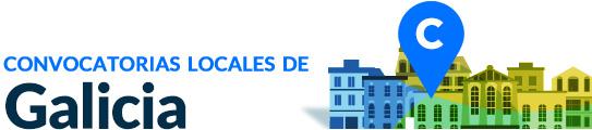 Convocatorias locales de Galicia